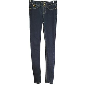 Dereon by Beyonce Stretchy Jegging Jeans Size 1/2